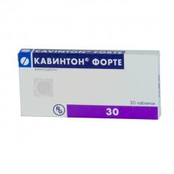 Кавинтон Форте, табл. 10 мг №30